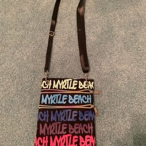 Myrtle beach crossbody purse